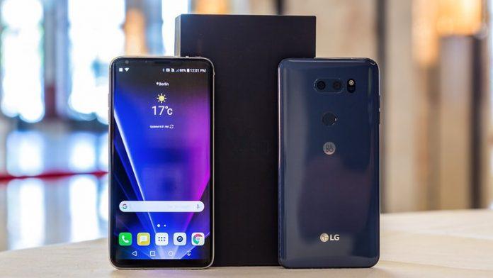 обзор LG V30