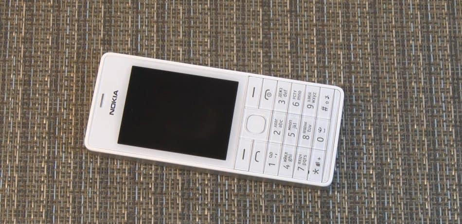 Дизайн Nokia 515