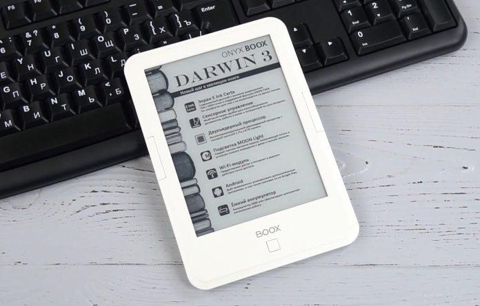 Обзор ONYX BOOX Darwin 3