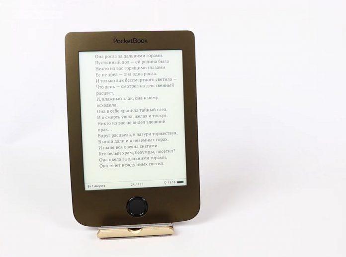 Обзор PocketBook 615 Plus