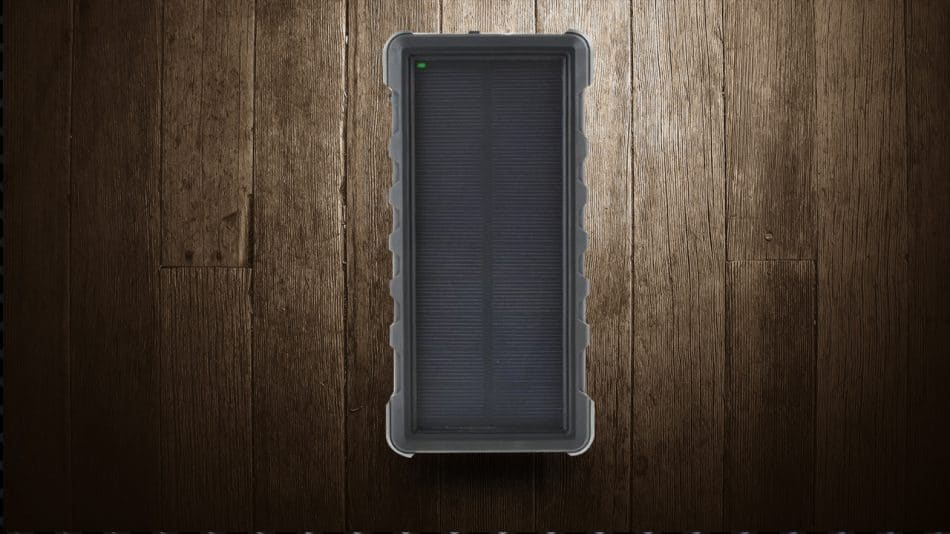 Батарея ROBITON Power Bank LP-24-Solar