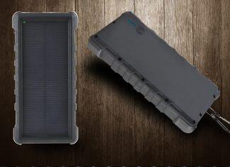 Обзор ROBITON Power Bank LP-24-Solar