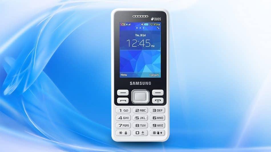 Фото телефона Samsung Metro B350e