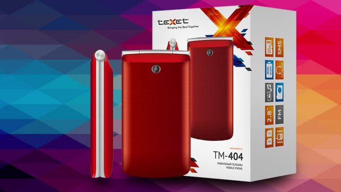 Обзор TeXet TM-404