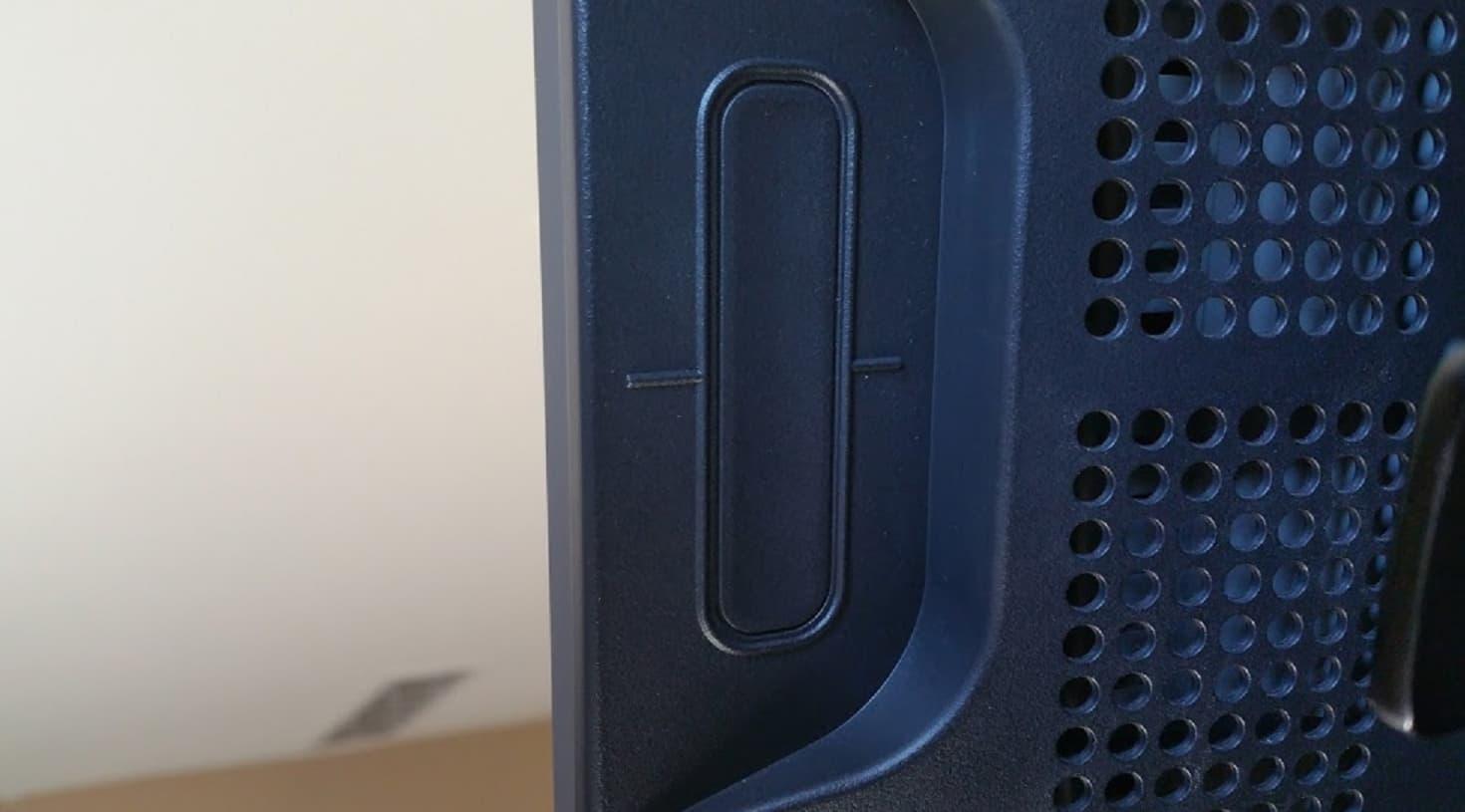 Задняя панель планшета