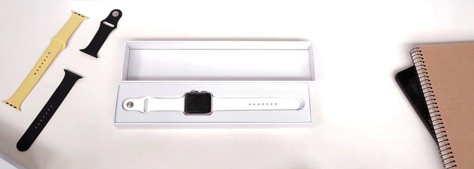 Комплектация Smart Watch IWO 5