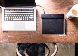 Обзор Trust Flex Design Tablet
