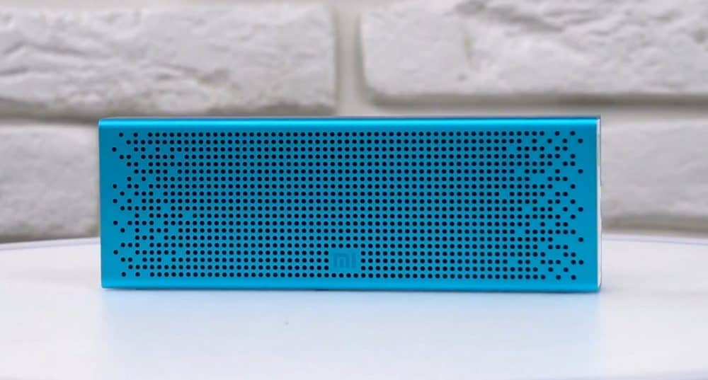 Звук у Xiaomi Mi Bluetooth Speaker