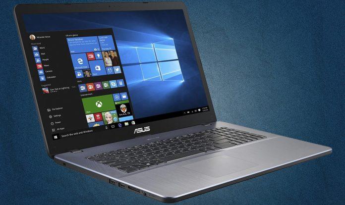 Обзор ASUS Vivobook 17 X705MA