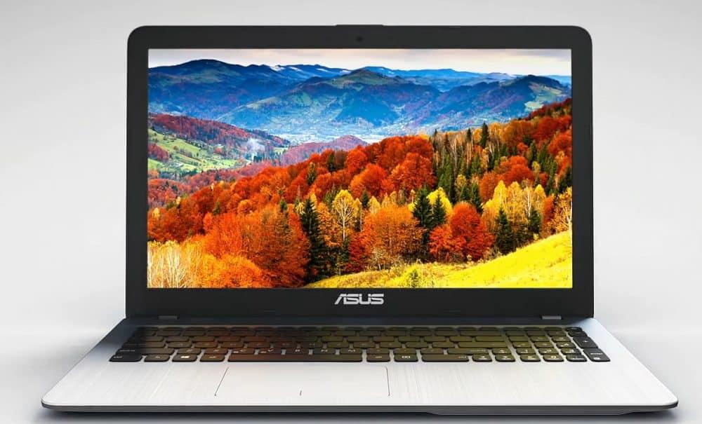 Экран у ASUS Vivobook Max X541UV