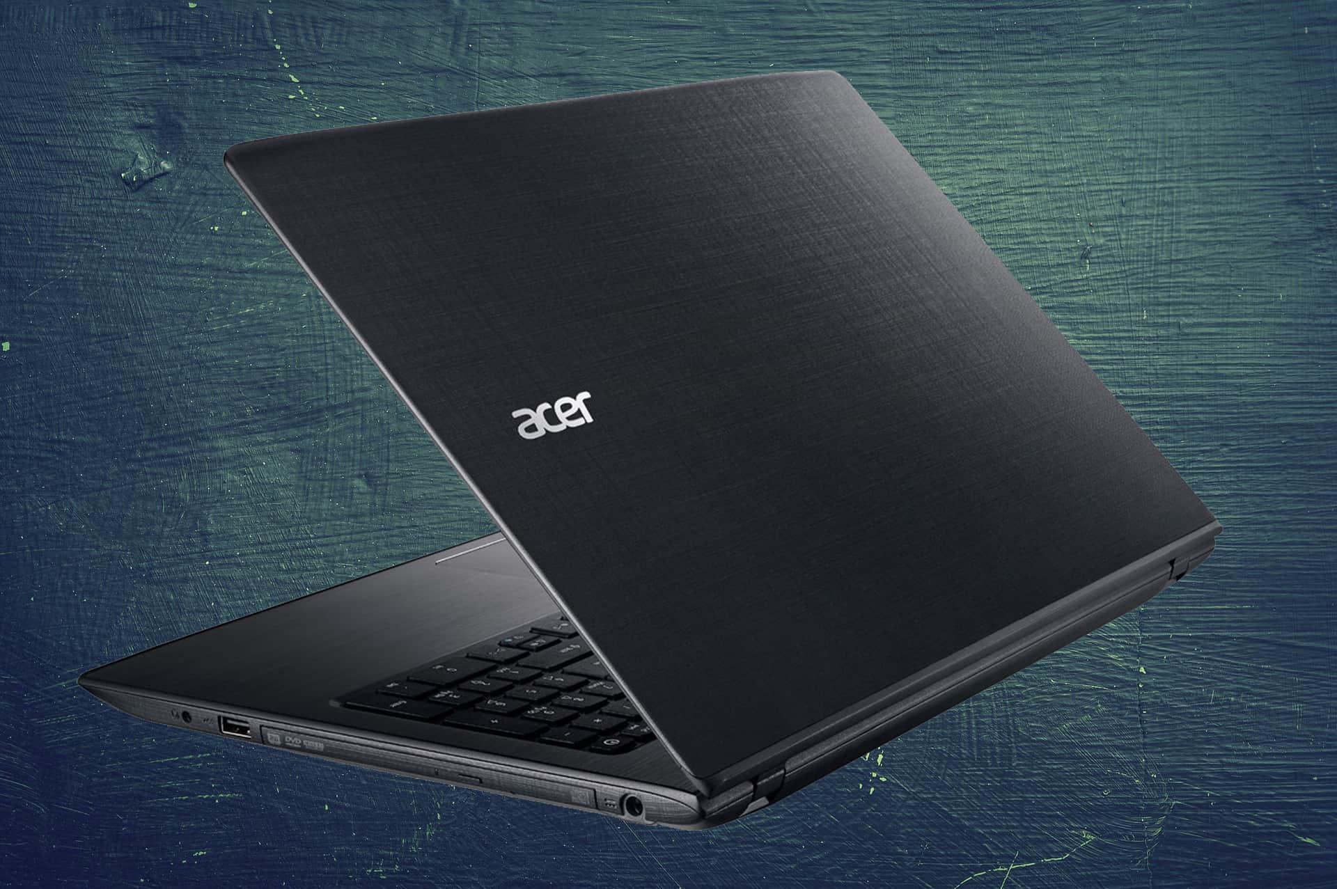 Дизайн Acer ASPIRE E 15 (E5-576G)