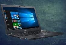 Обзор Acer ASPIRE E 15 (E5-576G)