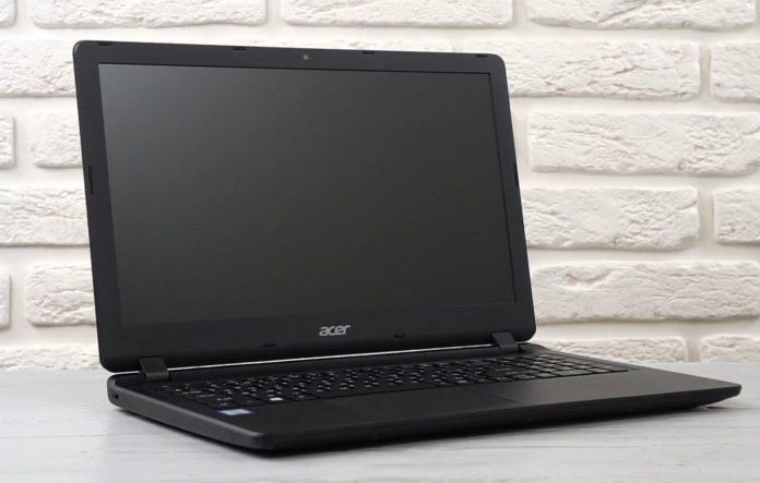 Обзор Acer Extensa EX2540