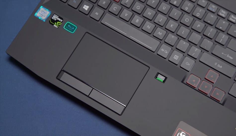 Тачпад Acer Predator 15 (G9-593)
