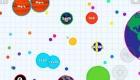 Игровой процесс Agar.io