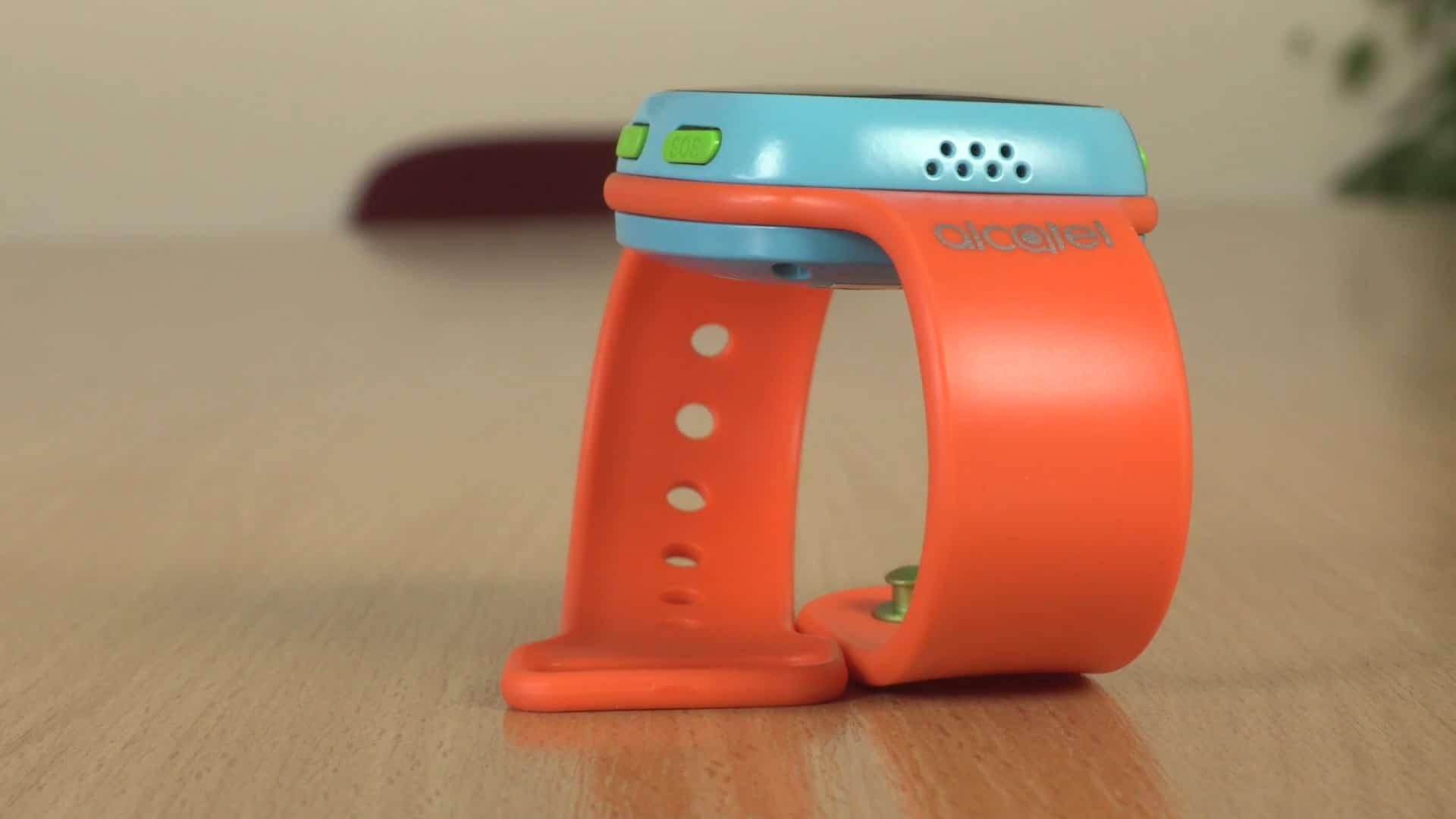 Дизайн Alcatel Movetime