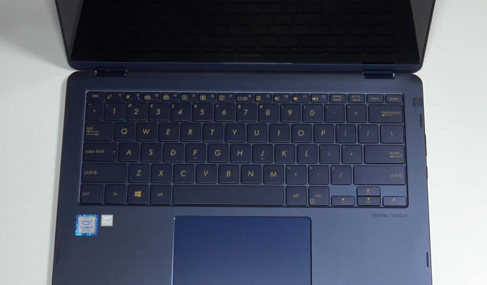 Клавиатура Asus ZenBook Flip S