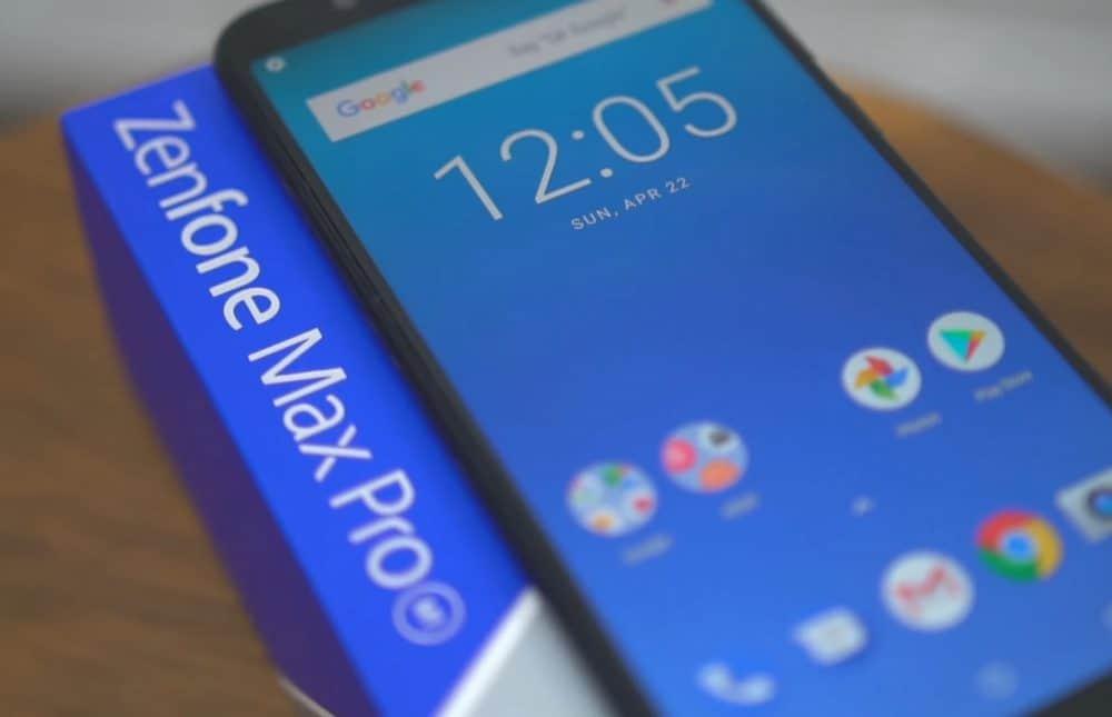 Комплектация смартфона Asus Zenfone MAX Pro