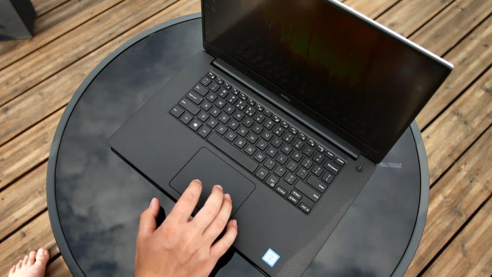 Клавиатура DELL XPS 15 9560