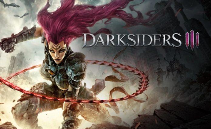 Обзор Darksiders 3