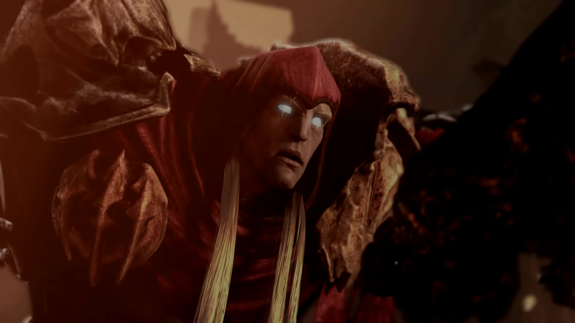 История в Darksiders 3 только для сильных духом
