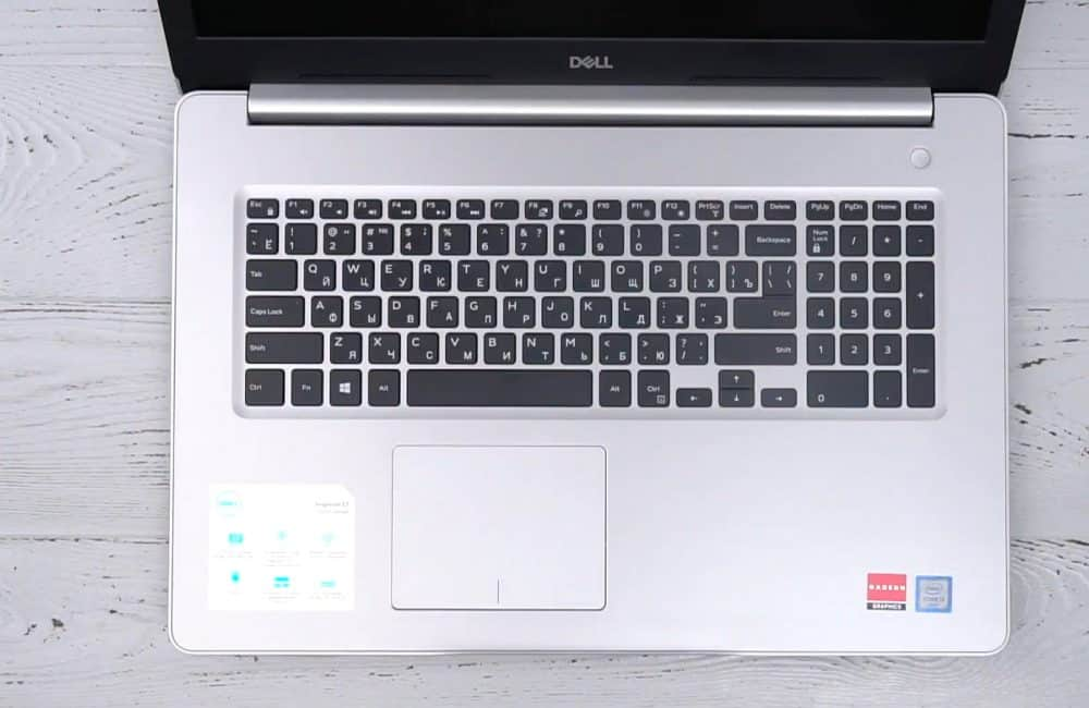 Клавиатура Dell Inspiron 5770