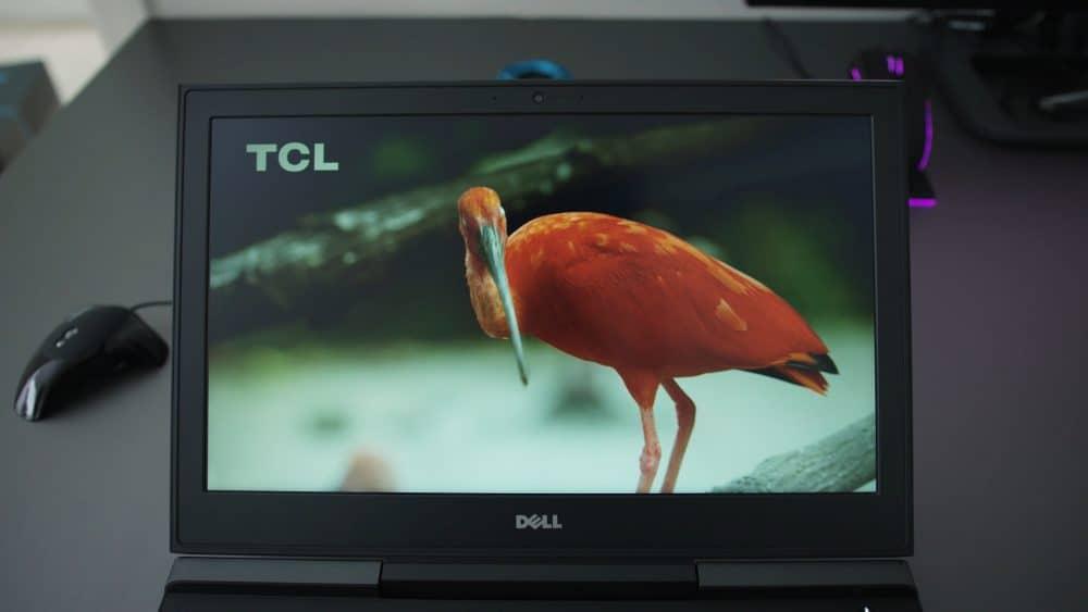 Экран Dell Inspiron 7567