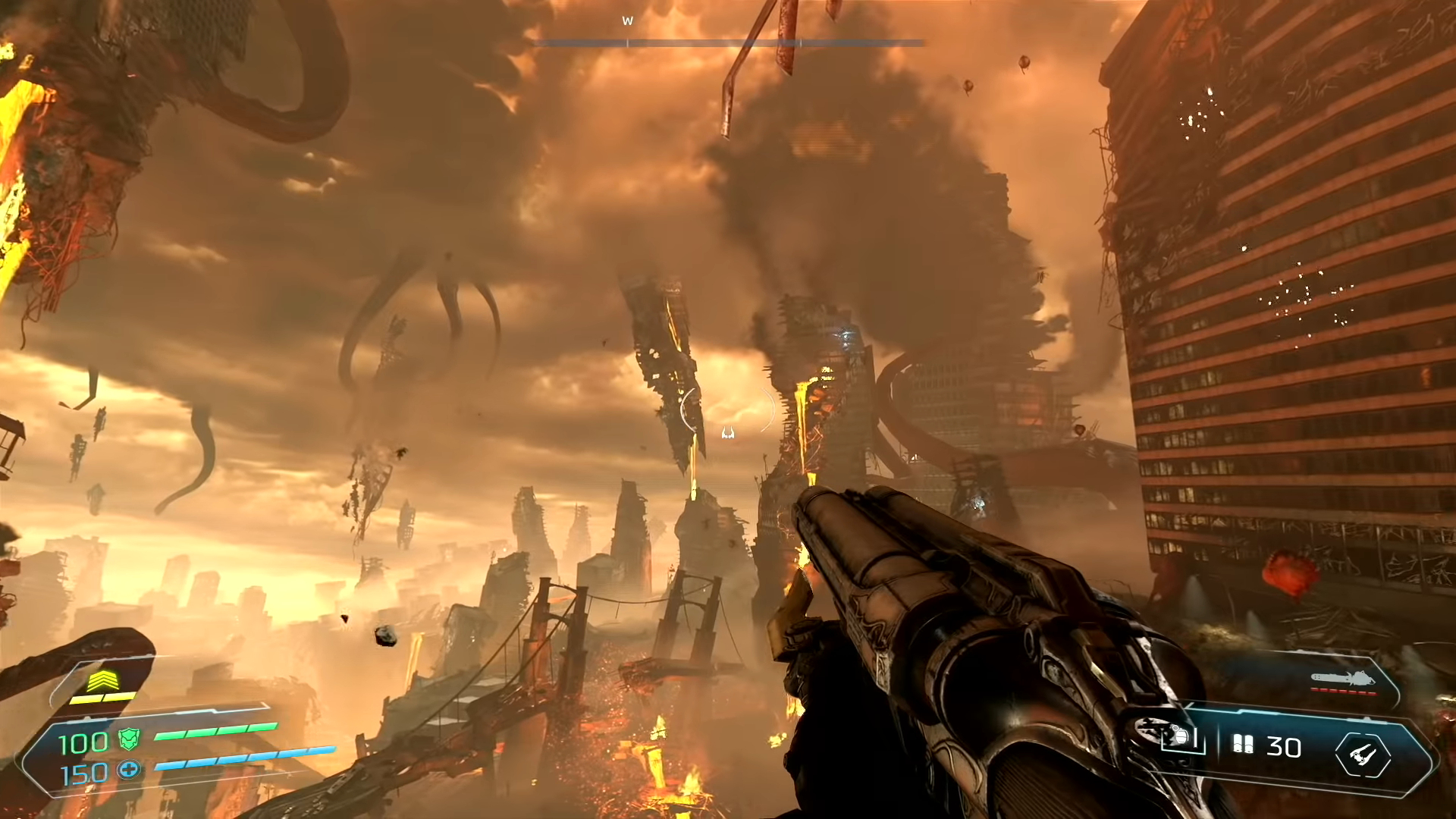 Большие локации в Doom Eternal