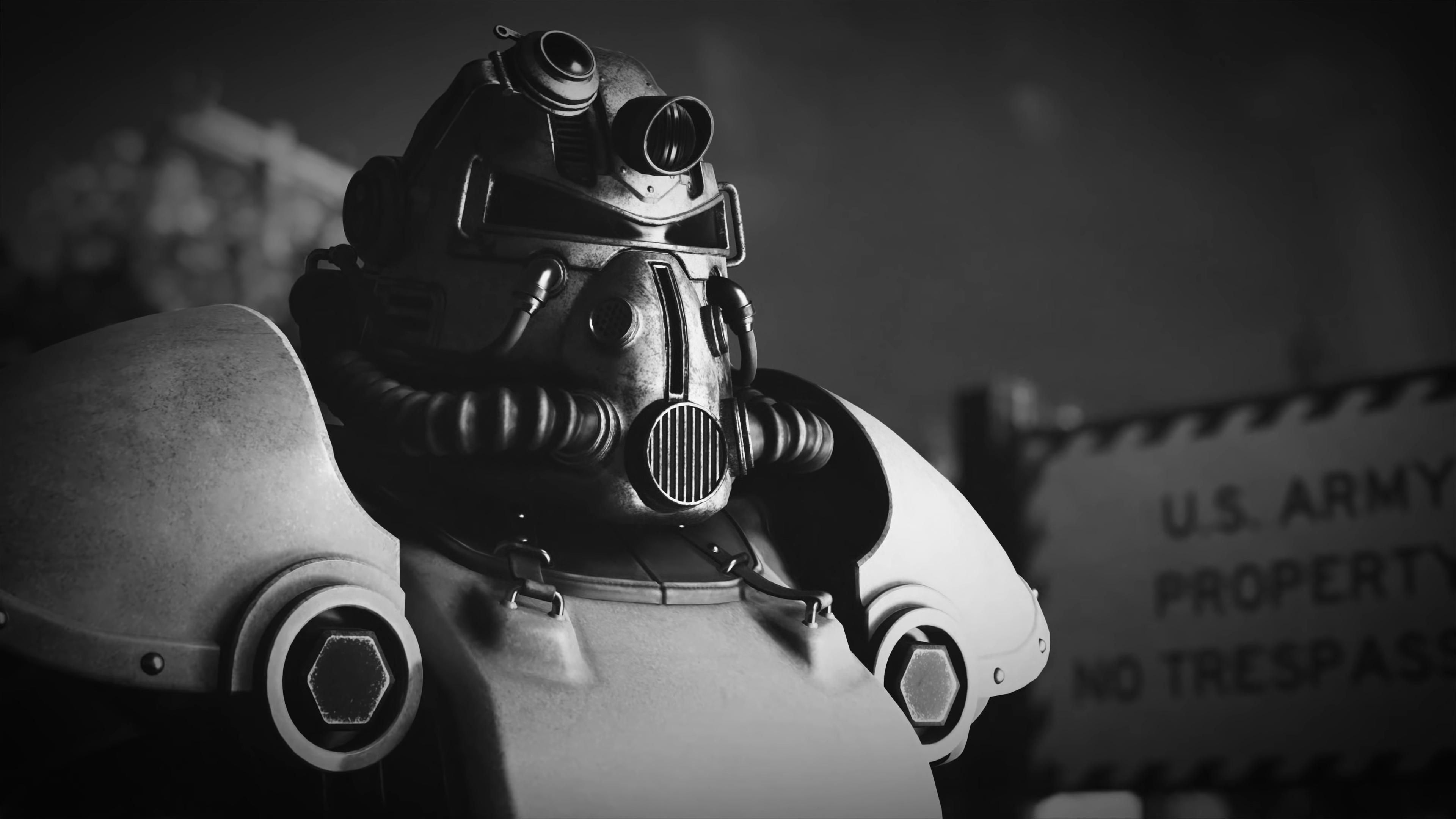 Главный персонаж в Fallout 76