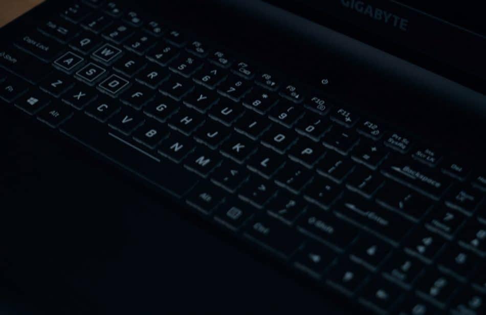 Клавиатура Gigabyte Sabre 15K