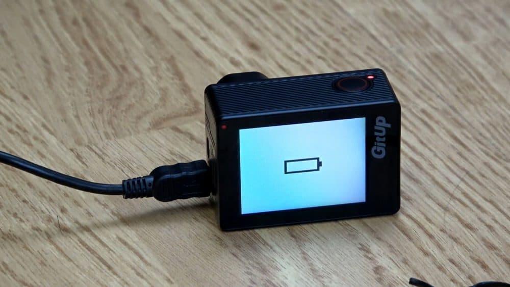 Зарядка GitUp G3 Duo Pro Packing