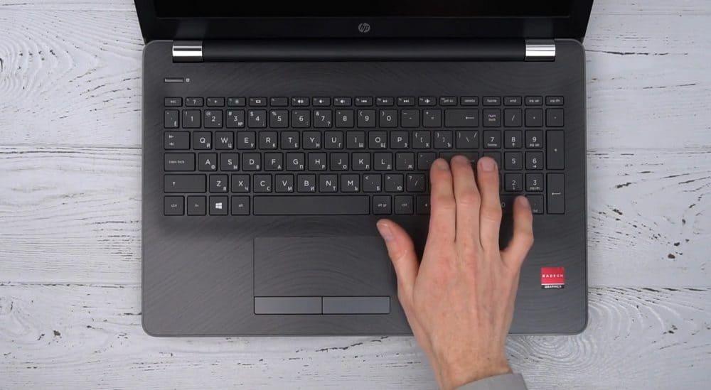 Клавиатура HP 15-BW079UR 1VJ01EA