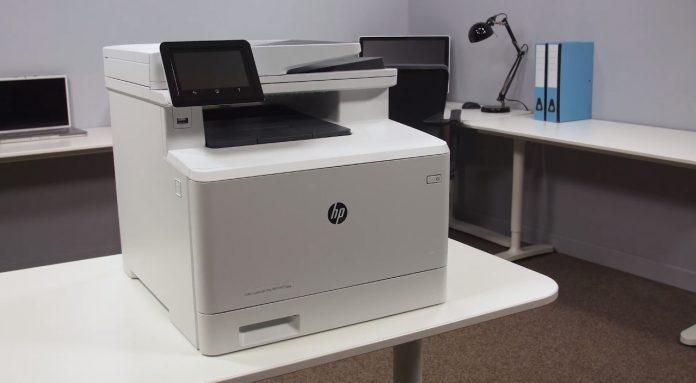 Обзор HP Color LaserJet Pro MFP M377dw