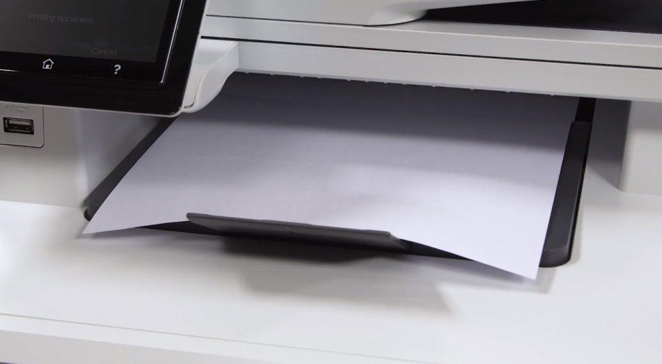 Выход готовых копий