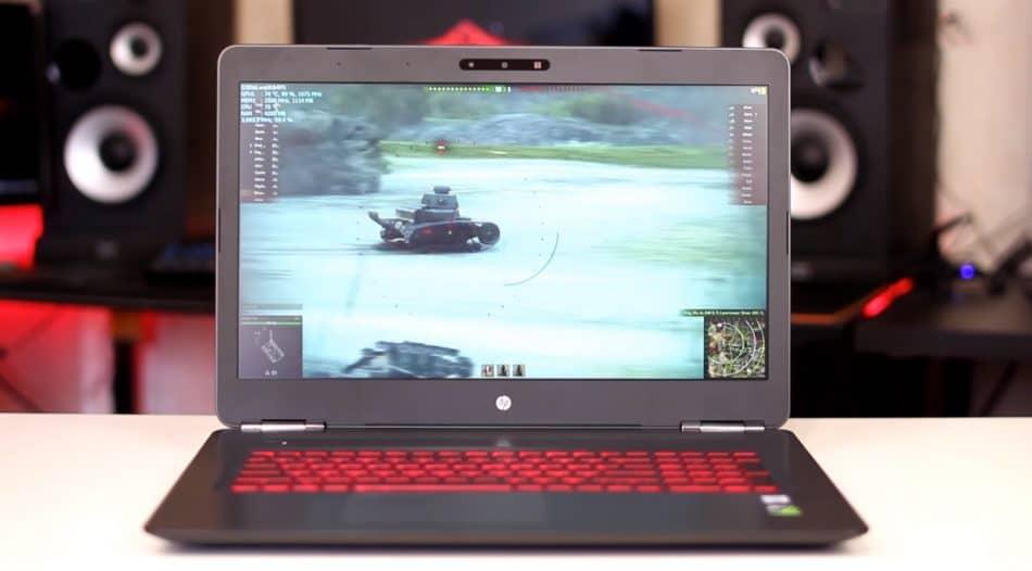 Экран HP OMEN 17-w200