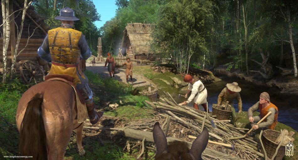 Игровой мир Kingdom Come Deliverance