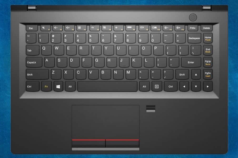 Клавиатура у ноутбука Lenovo E31-80
