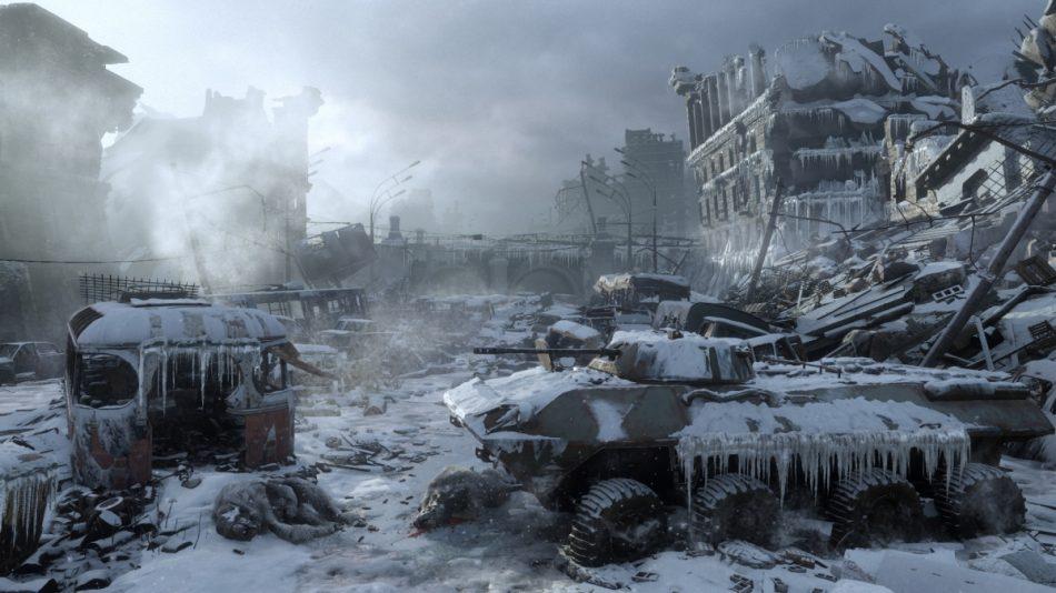 Игровой мир Metro Exodus