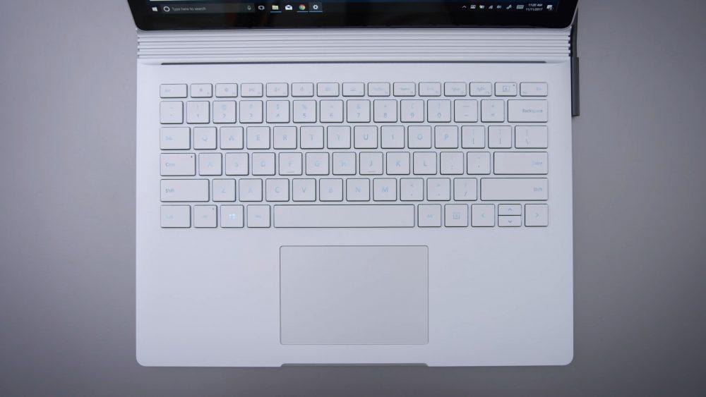 Клавиатура Microsoft Surface Book 2