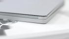 Вид на сложенный ноутбук