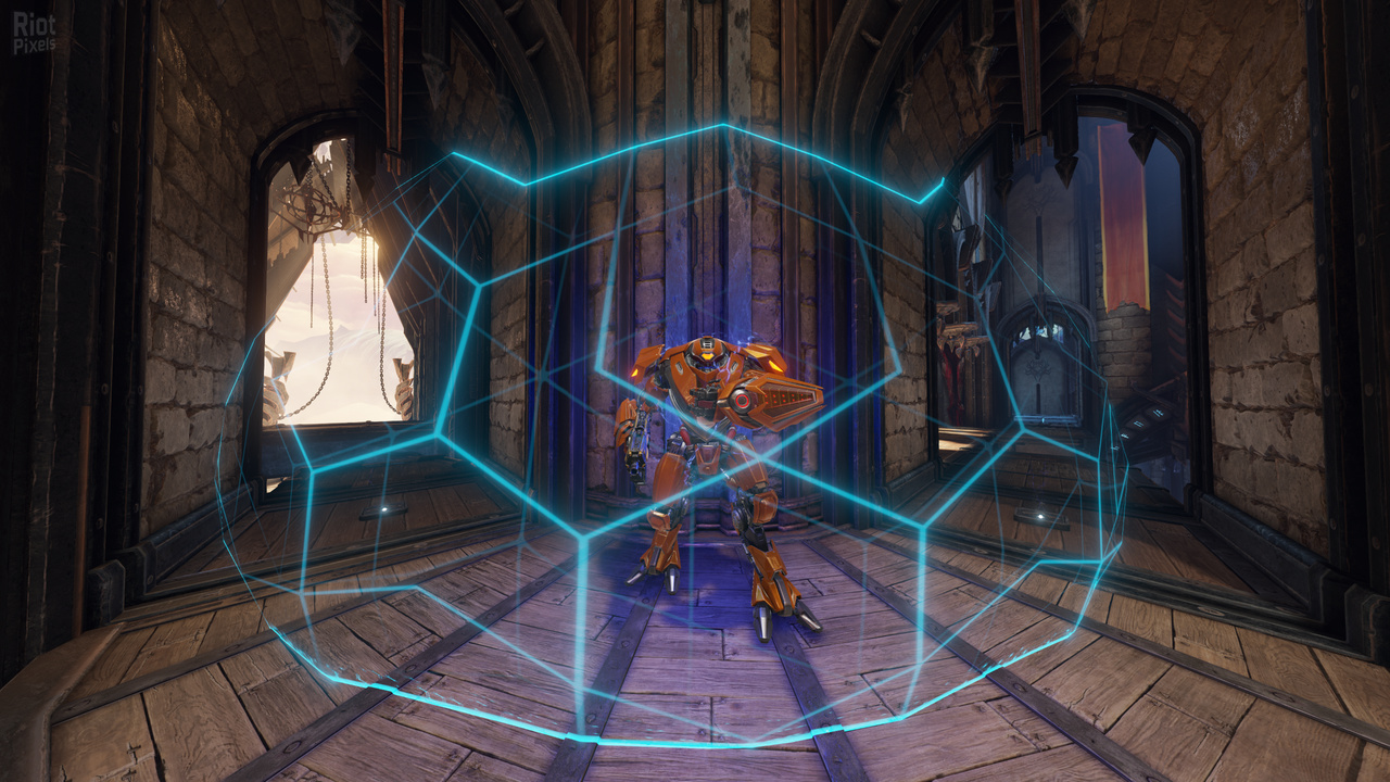 Персонажи Quake Champions