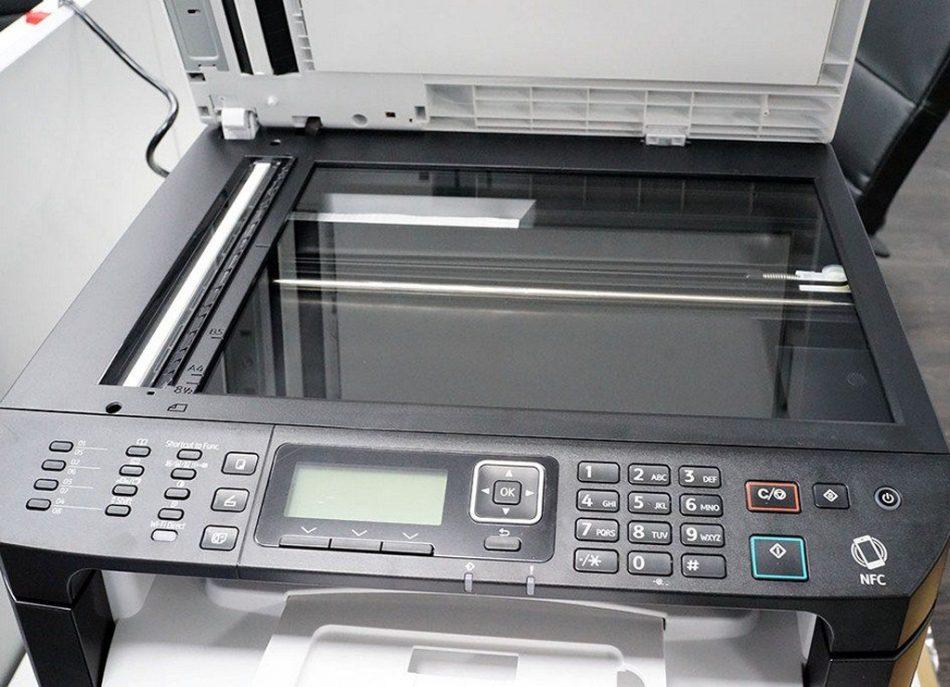 Сканер Ricoh SP 325SFNw