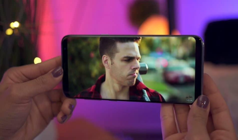 Дисплей Samsung Galaxy S8+