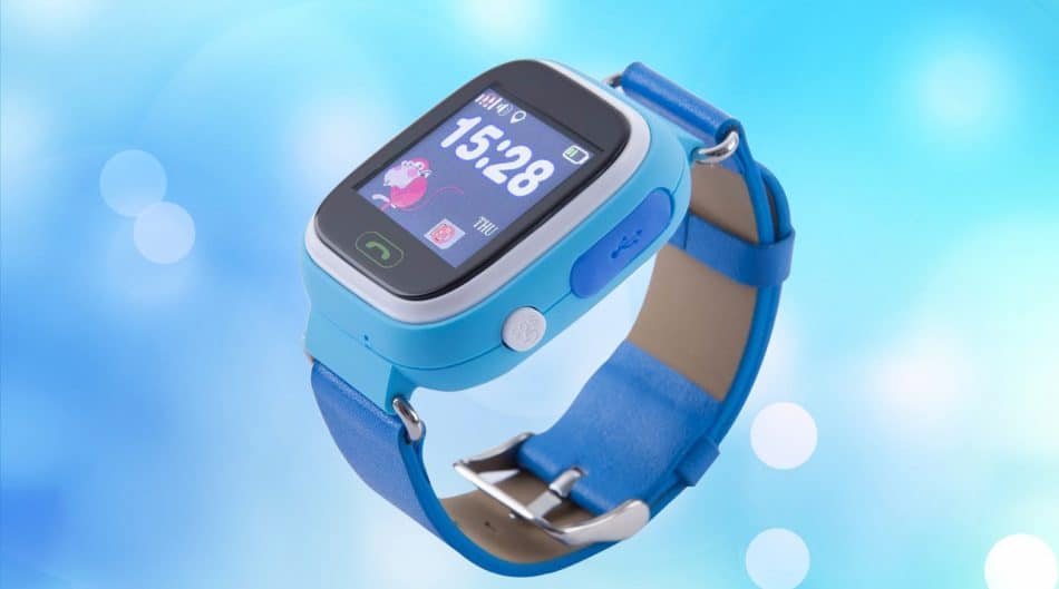 Экран Smart Baby Watch Q80