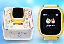 Обзор Smart Baby Watch Q80