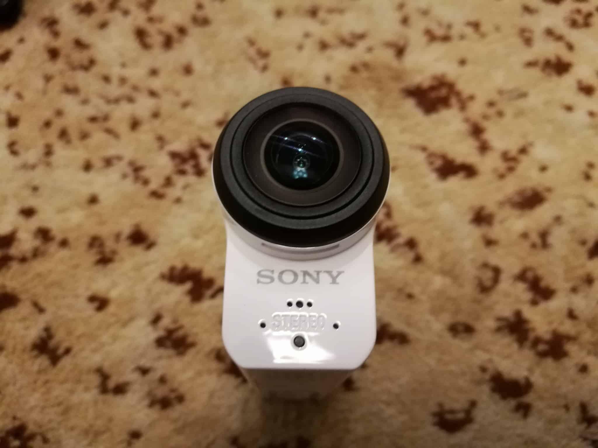 Объектив Sony HDR-AS300