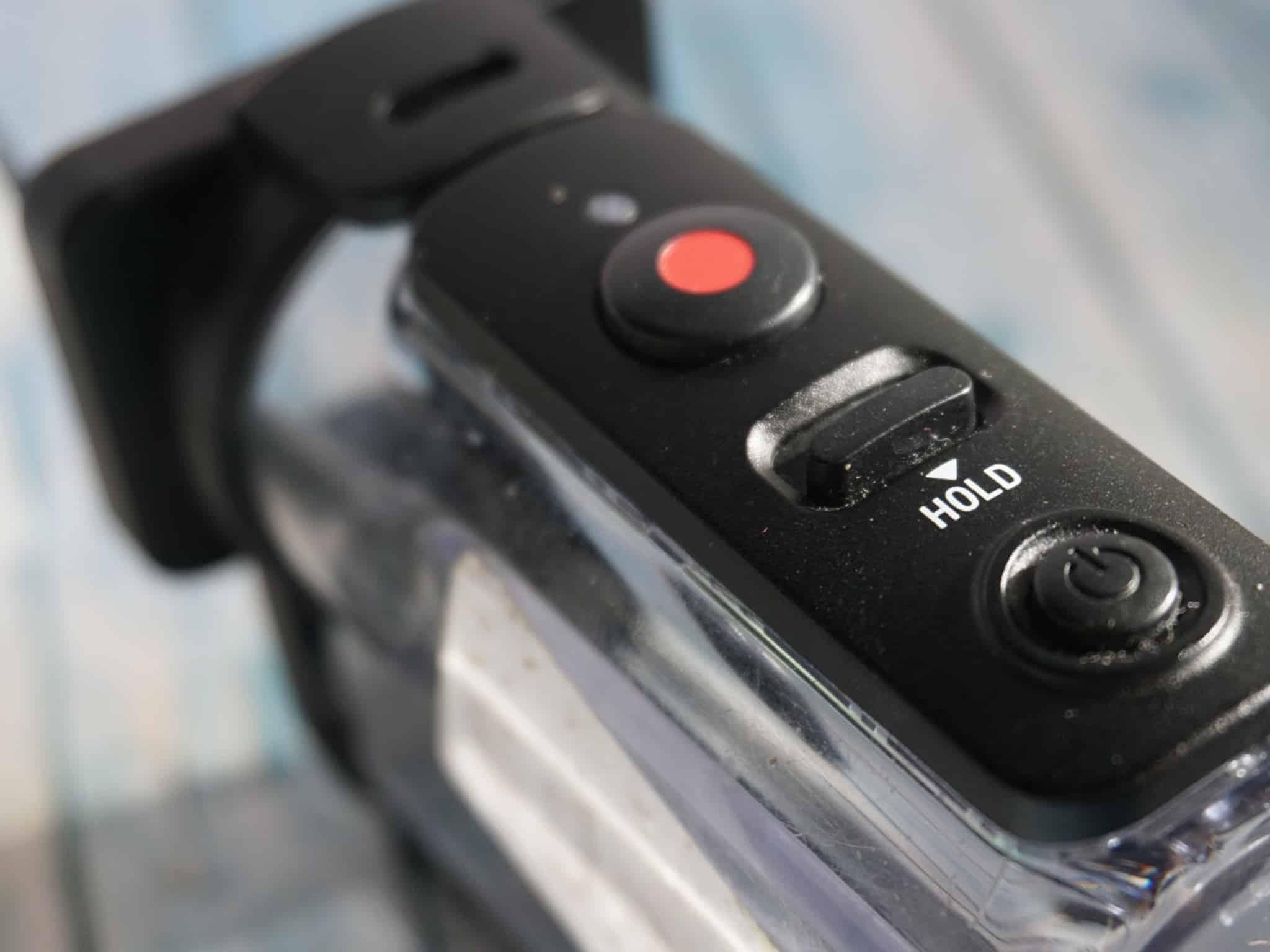 Камера в аквабокс