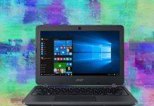 Обзор Acer TravelMate B
