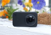 Обзор Xiaomi MiJia 4K Action Camera