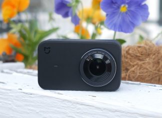 Обзор Xiaomi MiJia 4K Action Camera